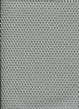 Leatheritz Wallpaper Scale 08-Silver By Wemyss Covers Wallcoverings